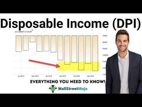 Disposable Income (DPI) | How To Calculate Personal DPI?