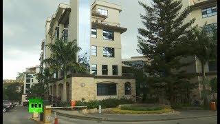 5-star hotel attacked in Kenya's capital Nairobi (streamed live)