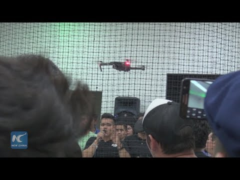 DJI opens second drone store in Mexico City