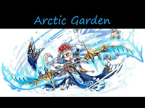 Brave Frontier F2P Episode 28: Arctic Garden Flower In The Frost