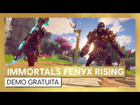 Immortals Fenyx Rising: Demo GRATUITA