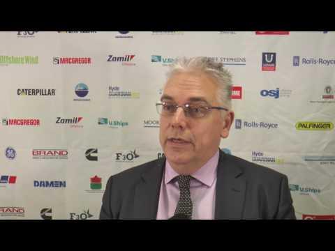 Oddvar Solemsli, CCO, OSM Maritime Group
