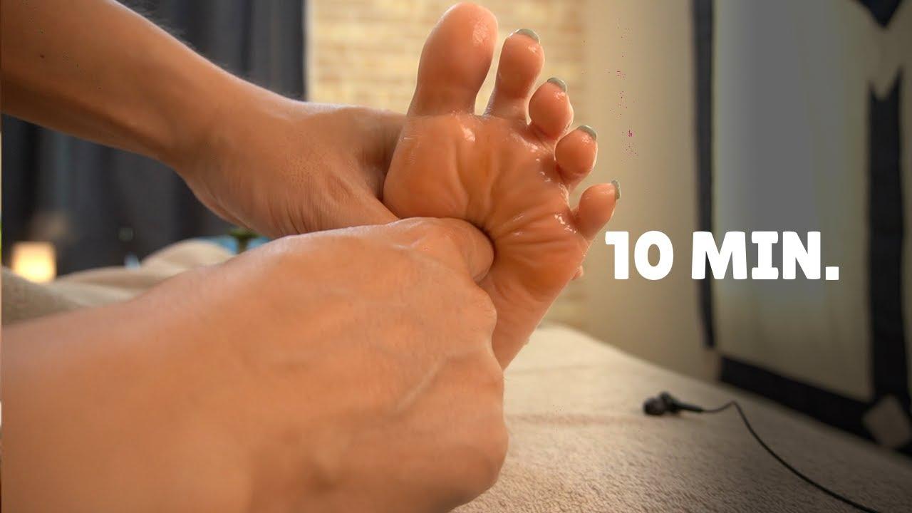 10分足つぼ | 足裏のみ時短足つぼ