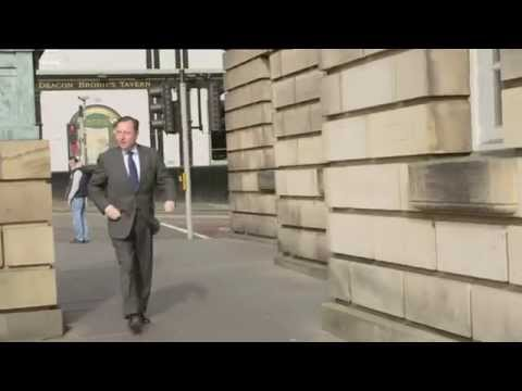 Andy Coulson in court in Edinburgh