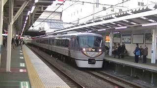 西武鉄道10104F(プラチナ川越)特急本川越行 所沢発車