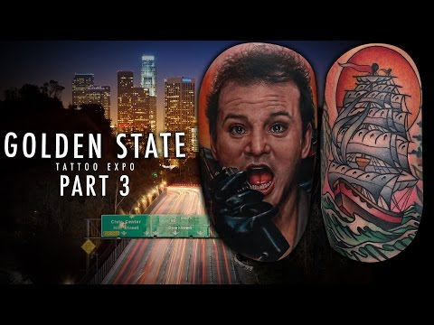 Golden State Tattoo Expo - Convention Coverage Pt. 3