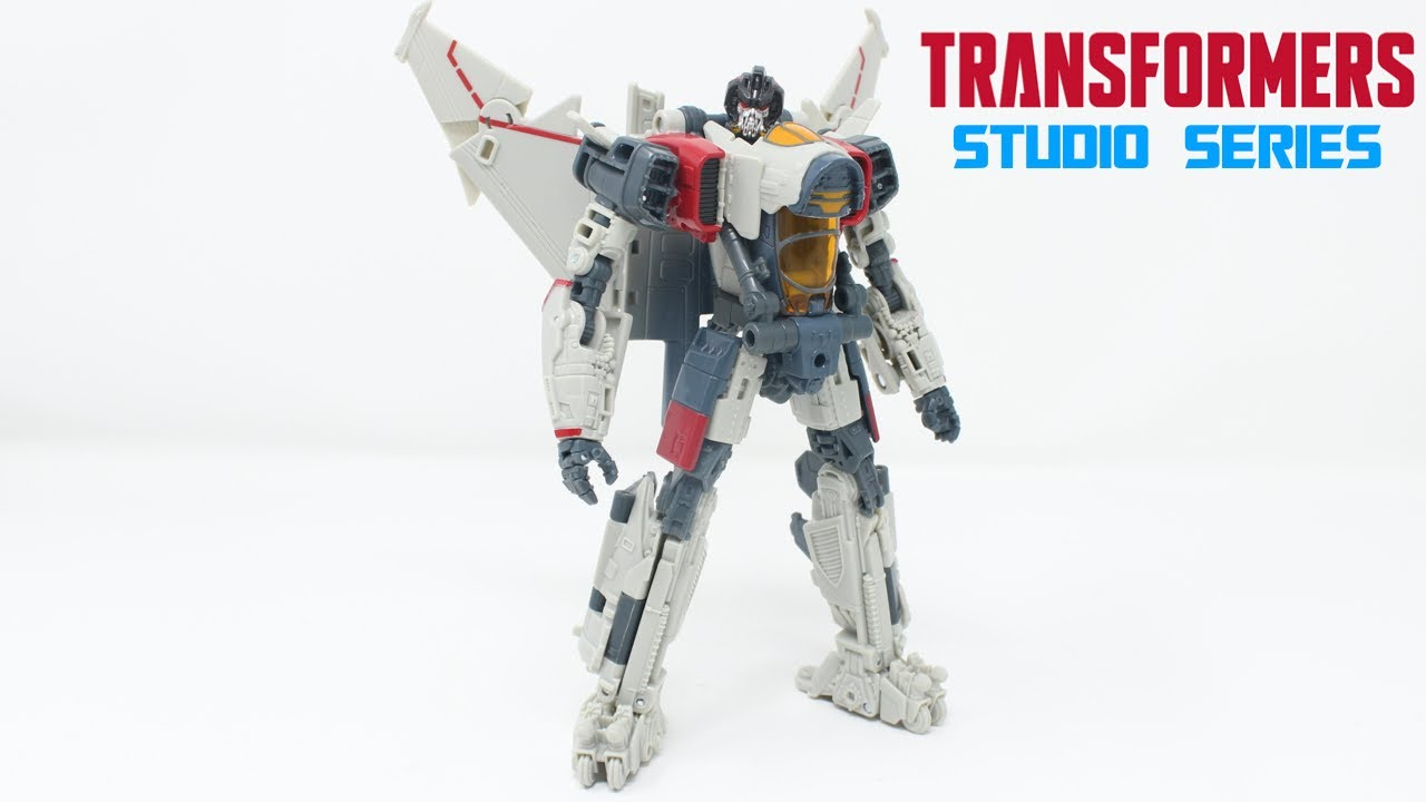 Studio Series SS-65  Blitzwing Voyager Class Review by PrimeVsPrime