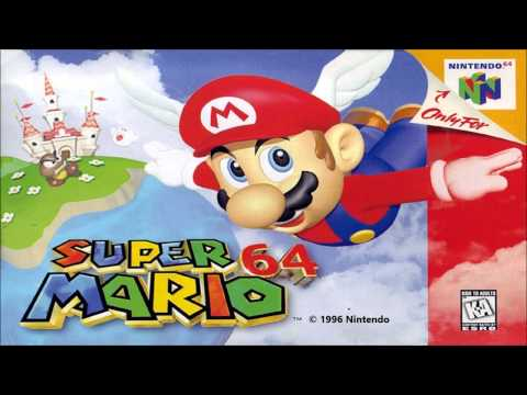Super Mario 64 Music - Wing Cap - (Extended) (HD)