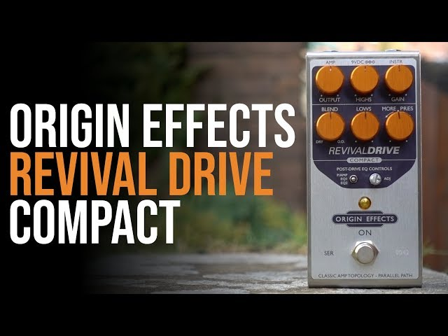 THE Most Versatile Overdrive EVER?! | Friday Fretworks