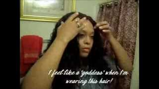 IT'S A WIG LACE FRONT WIG