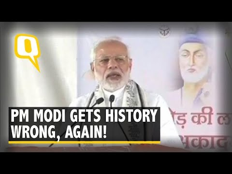 """Saint Kabir, Guru Nanak and Baba Gorakhnath discussed spirituality together"": PM Modi in Maghar"