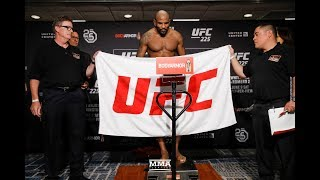 UFC 225 Weigh-Ins: Yoel Romero Misses Weight (2nd time) - MMA Fighting