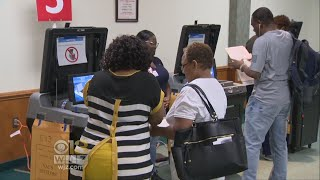 Parishioners Encourage Marylanders To Vote Early