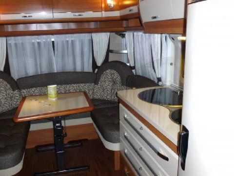 Caravan te koop: HOBBY EXCELLENT 460 UFE - YouTube