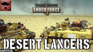 CMSF2: Desert Lancers