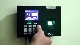 Hursoft M200 Parmak İzi - Kart Okuyucu Tanıtım Video Video