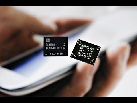 Samsung Introduces 8GB LPDDR4 RAM