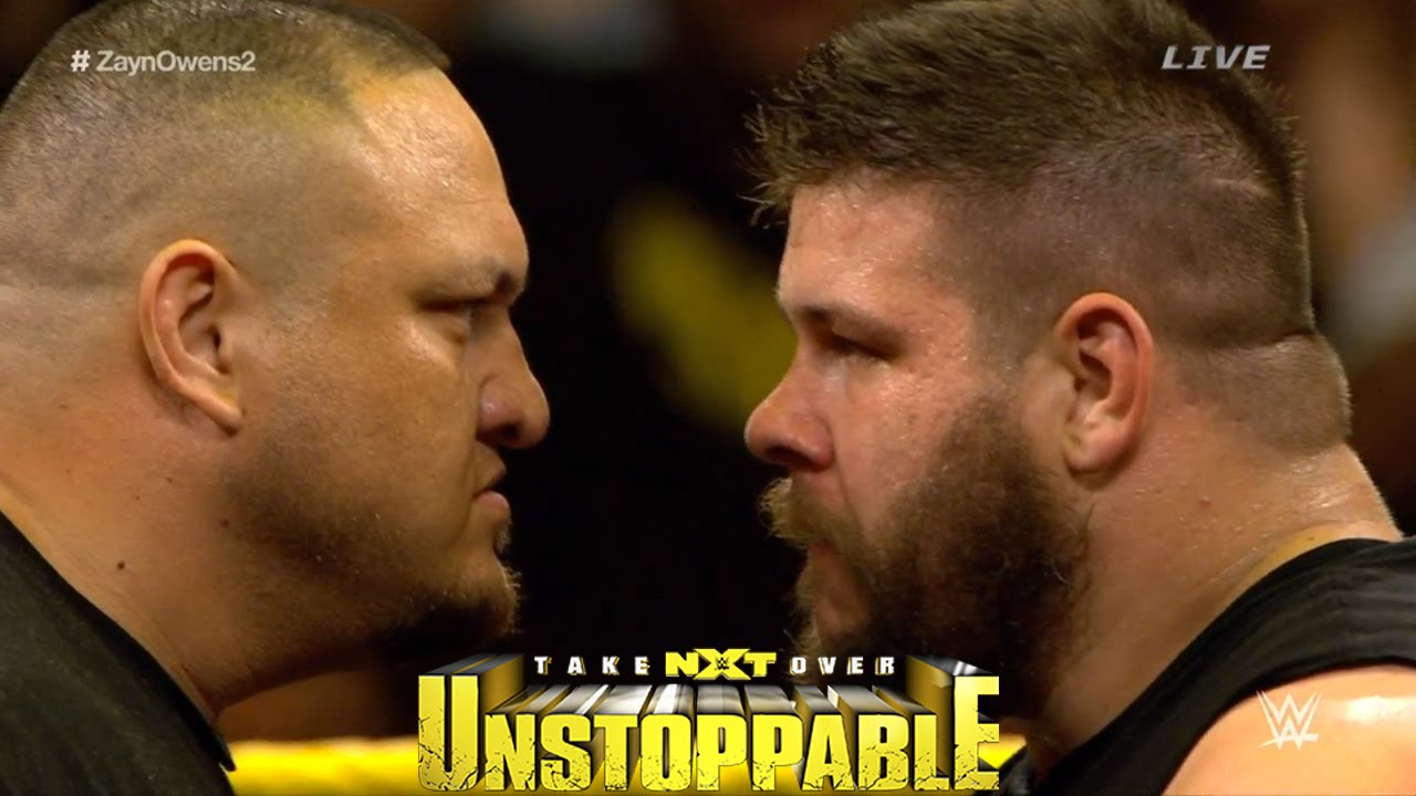 NXT Takeover Unstoppable Full Show Review Samoa Joe vs Kevin Owens, Sasha Banks vs Becky Lynch