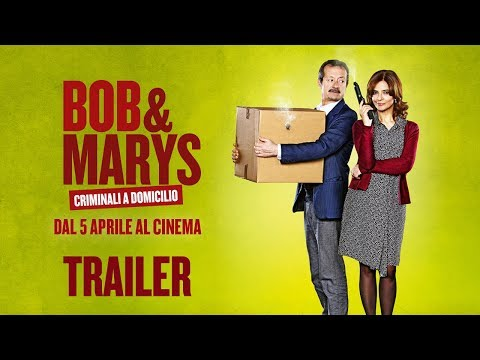 BOB & MARYS - CRIMINALI A DOMICILIO | Trailer ufficiale HD