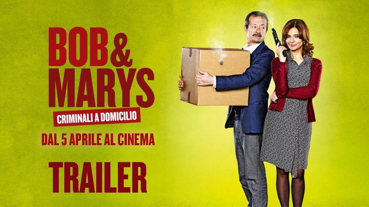 BOB & MARYS - CRIMINALI A DOMICILIO | Trailer ufficiale HD