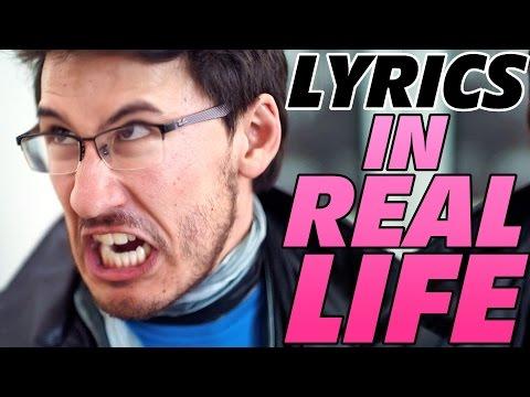 Taylor Swift 'Bad Blood' (Parody) - LYRICS IN REAL LIFE