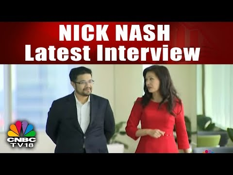 Trying to Be A Synthesis of TENCENT & ALIBABA | NICK NASH Latest Interview | CNBC TV18