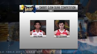 Highlights: Slam Dunk Competition Finals | PBA All-Star 2018