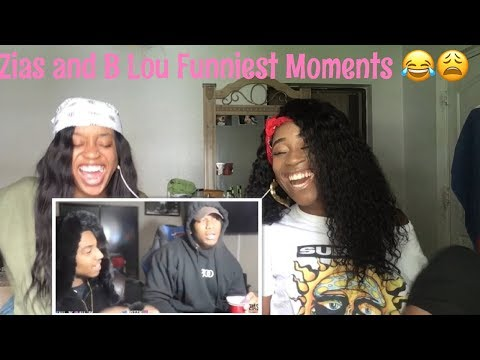 ZIAS AND B LOU FUNNY MOMENTS HILARIOUS