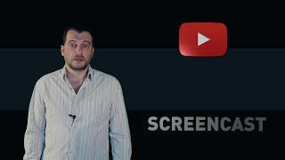 Как сделать качественный видеоурок или скринкаст