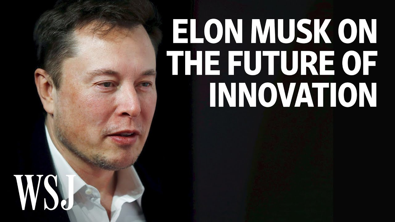 Elon Musk on Tesla, SpaceX and Why He Left Silicon Valley | WSJ