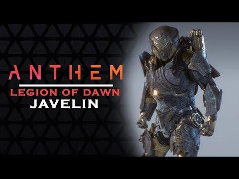 ANTHEM GAME - LEGION OF DAWN | First LOOK at Pre-Order DLC  [2018]
