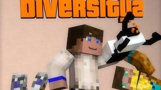 DiverSity 2 в Minecraft [1.8] - #14 - Портал Ган!