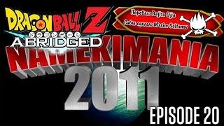 Dragon Ball Z Abridged Episode 20 Русские субтитры (Rus sub)