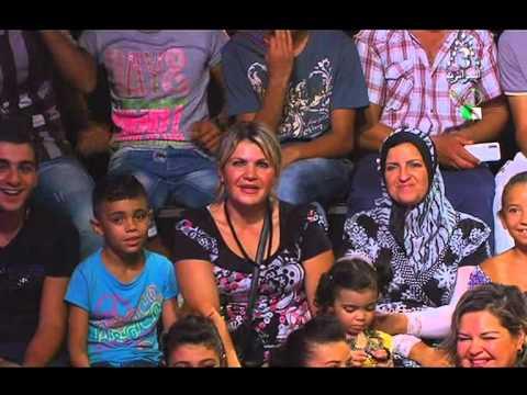Baaziz dans l'émission de Comédia Fun