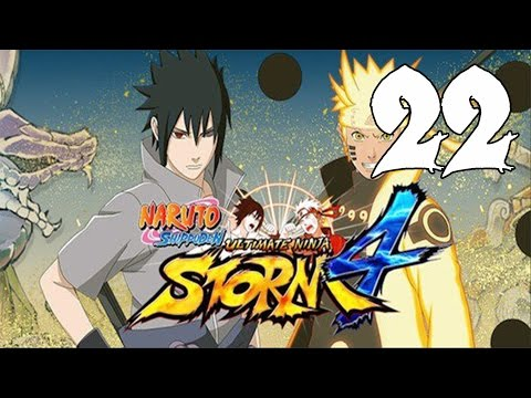 Naruto Ultimate Ninja Storm 4 - Walkthrough Part 22: Epilogue