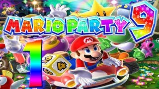 Mario Party 9 - Let's Play Mario Party 9 Part 1: Feierlicher Solo Modus