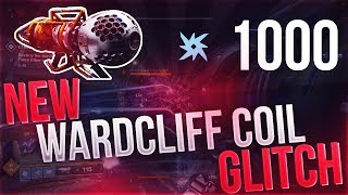 Bottomless Clip GLITCH Wardcliff Coil Heavy Ammo (Destiny 2) PC