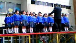 Colegio Venecia IED Coro Infantil.3gp
