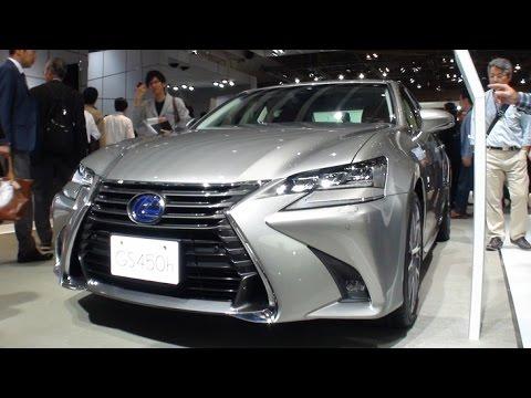 Hd lexus gs450h gs450h tokyo motor show 2015 youtube for Tokyo motor show lexus