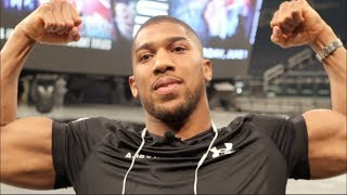 'I WOULD'VE FOUGHT MILLER ON PEDS' -ANTHONY JOSHUA RAW/ RUIZ, WILDER, ORTIZ, FURY, US