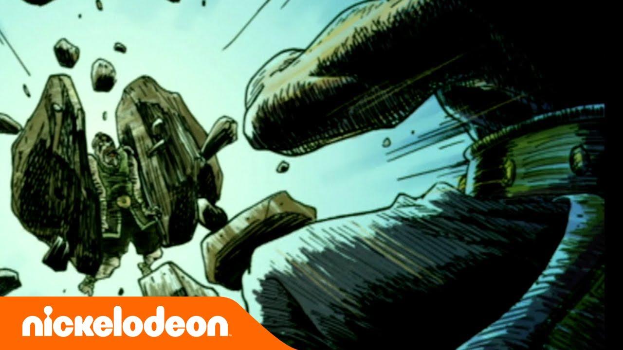Avatar: The Last Airbender | Kompetisi Enam Penggetar Bumi | Nickelodeon Bahasa