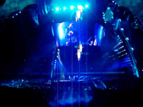 U2 - Pride (In the Name of Love) - Zagreb, Croatia, 10. 8. 2009, 360° Tour