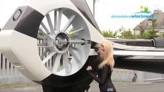 Modelki FERRARI 458, CALIFORNIA i EUROCOPTER by JAVA CAR DESIGN
