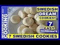 How To Make Easy Swedish Dream Cookies 🍪Drömmar