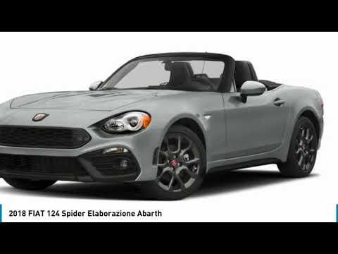 2018 FIAT 124 Spider Cherry Hill NJ 137564