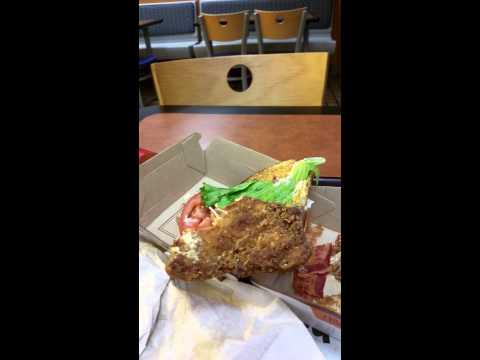 Late night bad food bad service at McDonalds