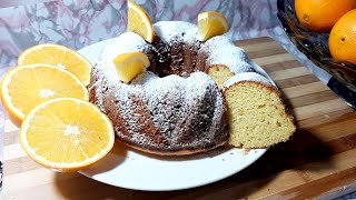 Whole Orange Cake is a moist and delicious crowd-pleasing cake. It is called a Whole Orange Cake, because the entire orange is used. Perfect for any occasion ...