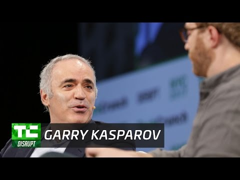 Garry Kasparov |  What Constitutes Intelligence
