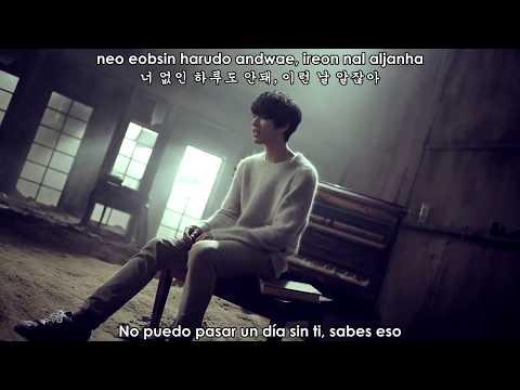 Baek Seung Heon - Wait a minute MV (Sub Español - Hangul - Roma)
