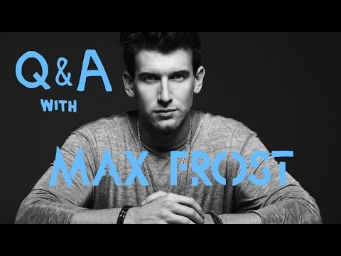 Ask Atlantic: Q&A With Max Frost